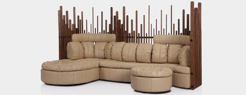 Isle D'Palm Modular Sofa