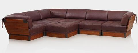 Cosmopolitan 7 Piece Modular Sofa