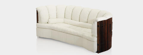 Isle D'Palm 3 Seater Sofa