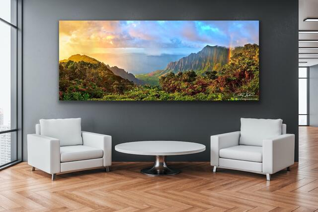 How Hawaii Landscape Art Can Transport You Without Leaving Home
