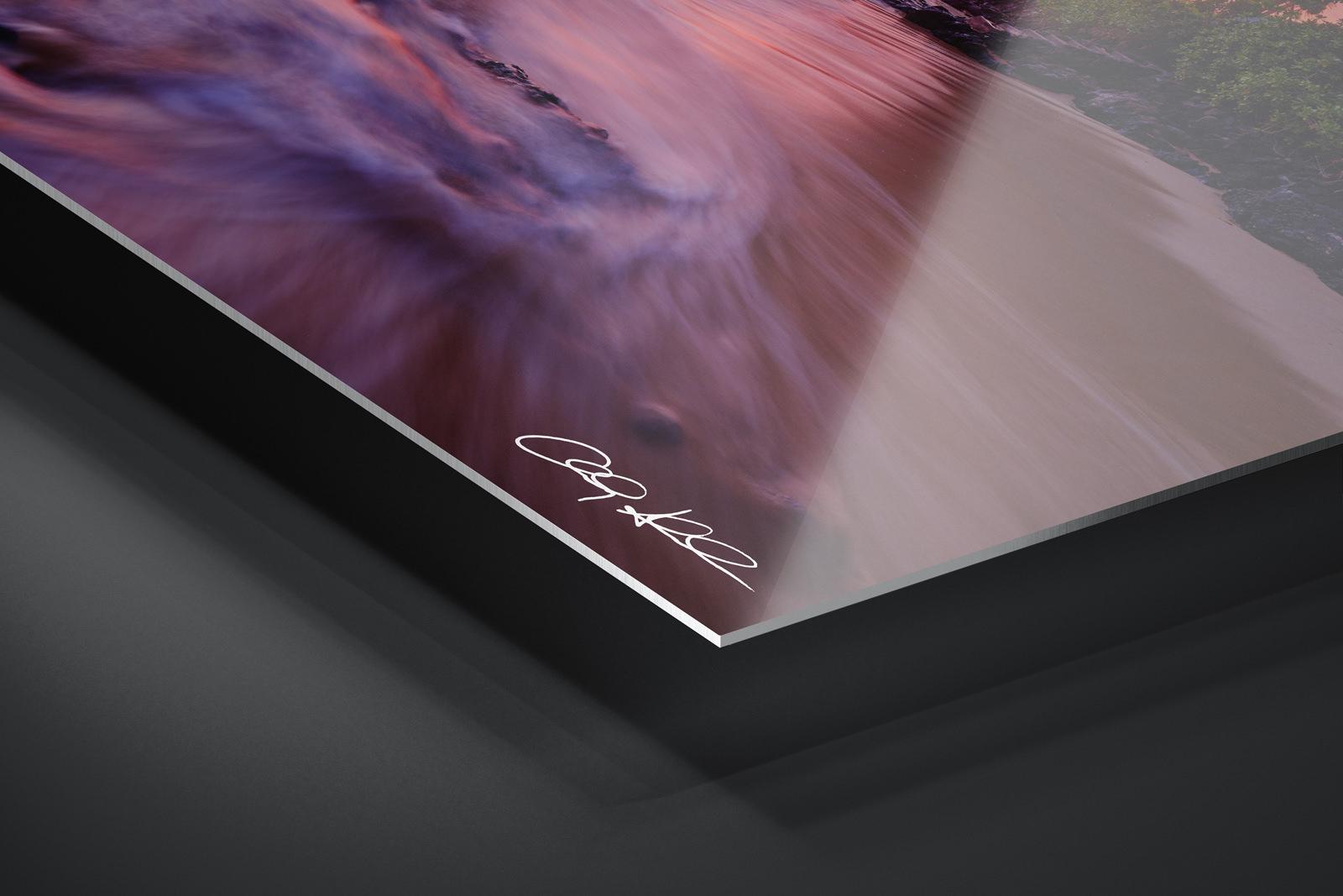 Metal Print | Ready to Hang print preview