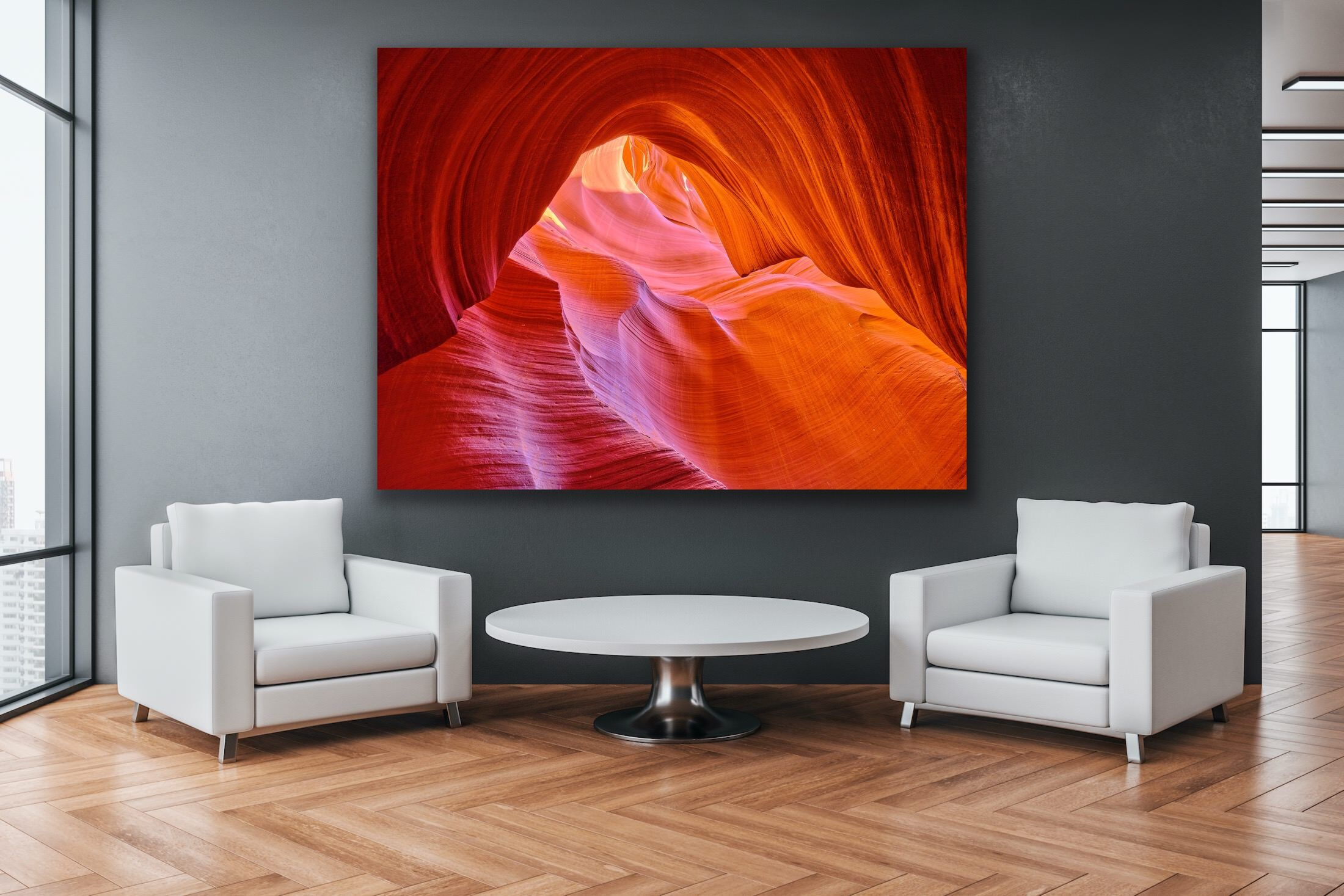 antelope canyon luxury artwork in your home