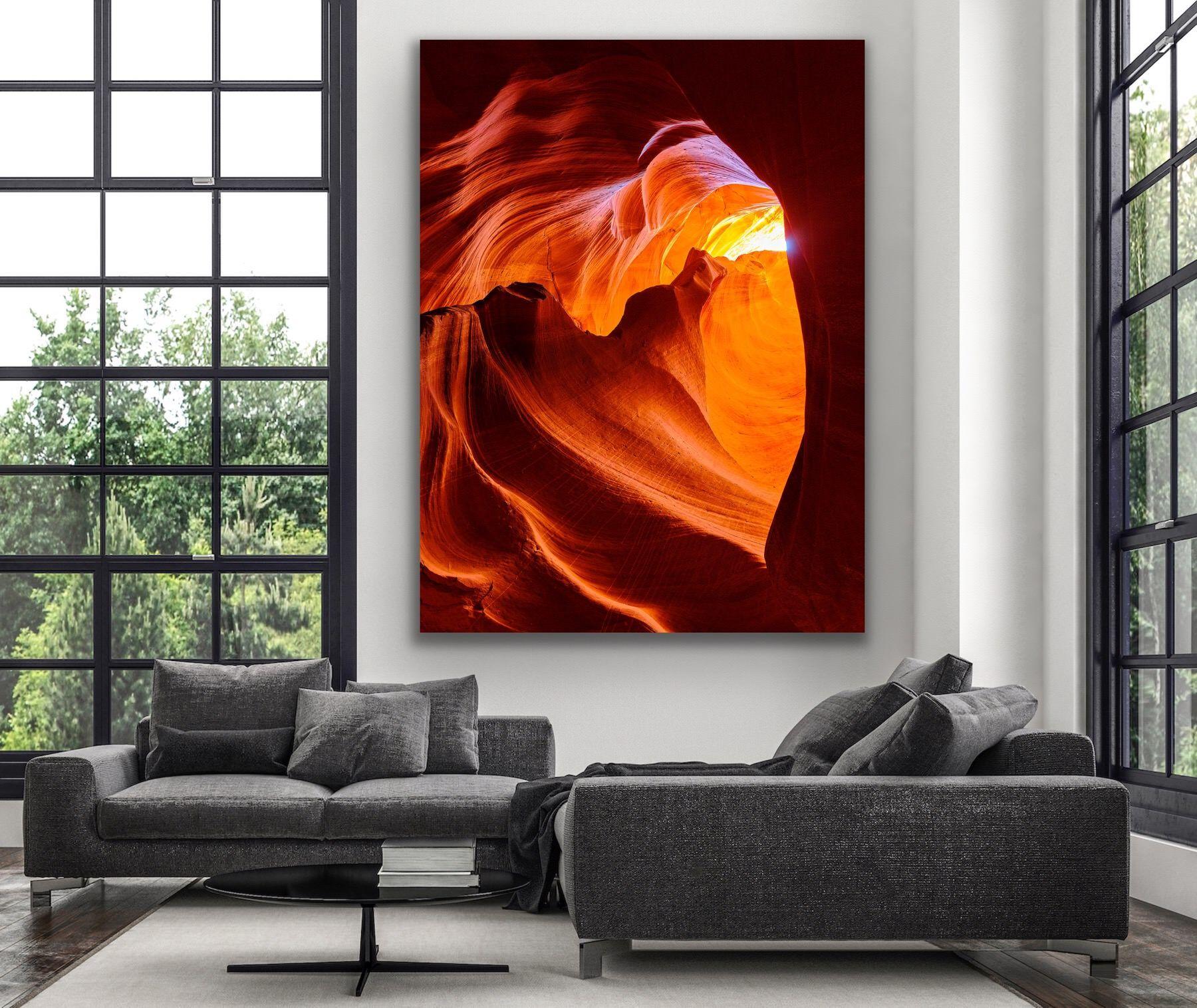 Heart's Desire antelope canyon fine art photography