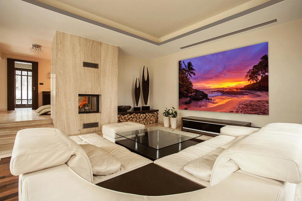 modern living room nirvana