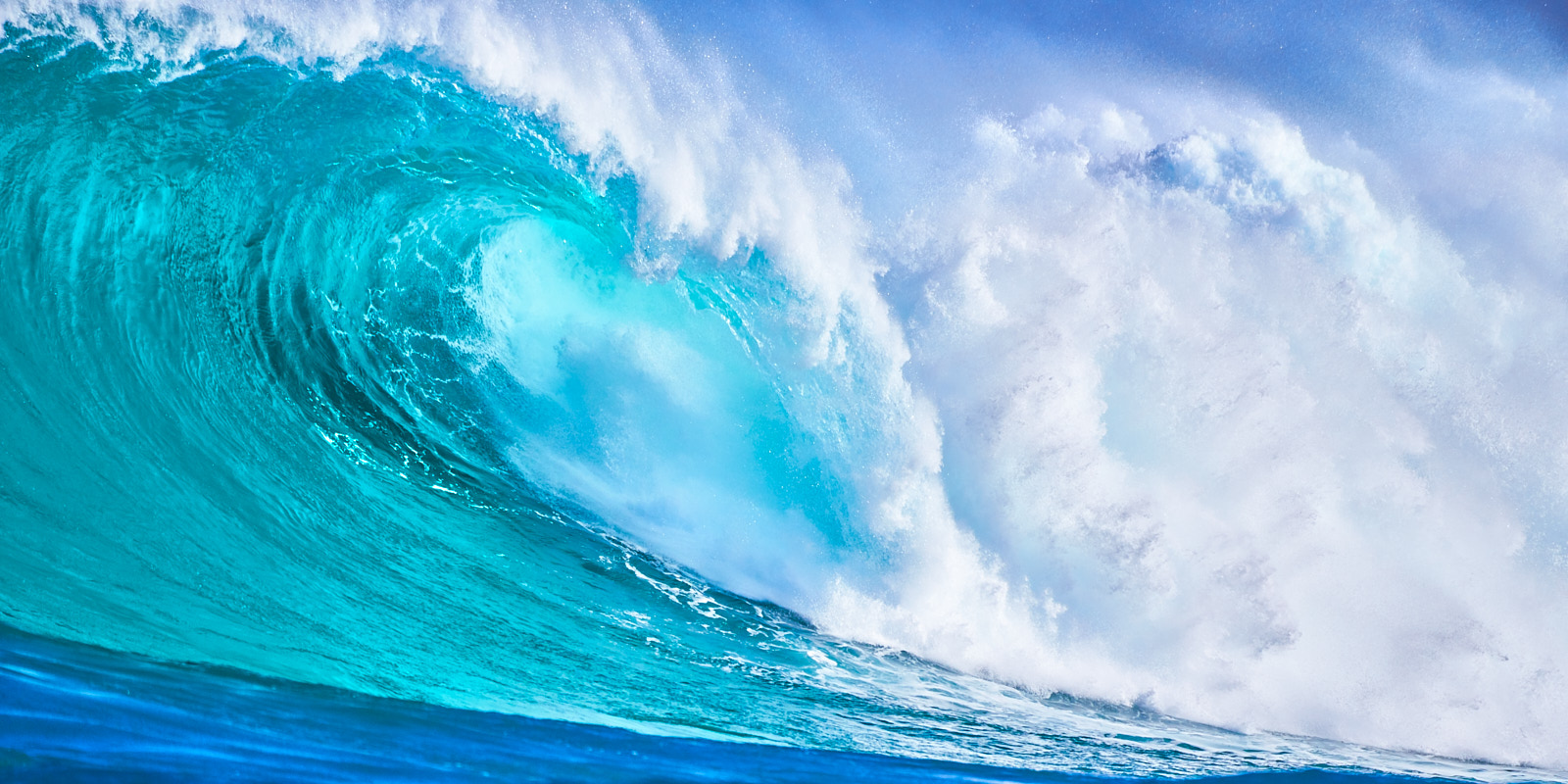 The very first time I captured the beauty and power of Peahi (Jaws).  I can ride out here all day and photograph this wave and...