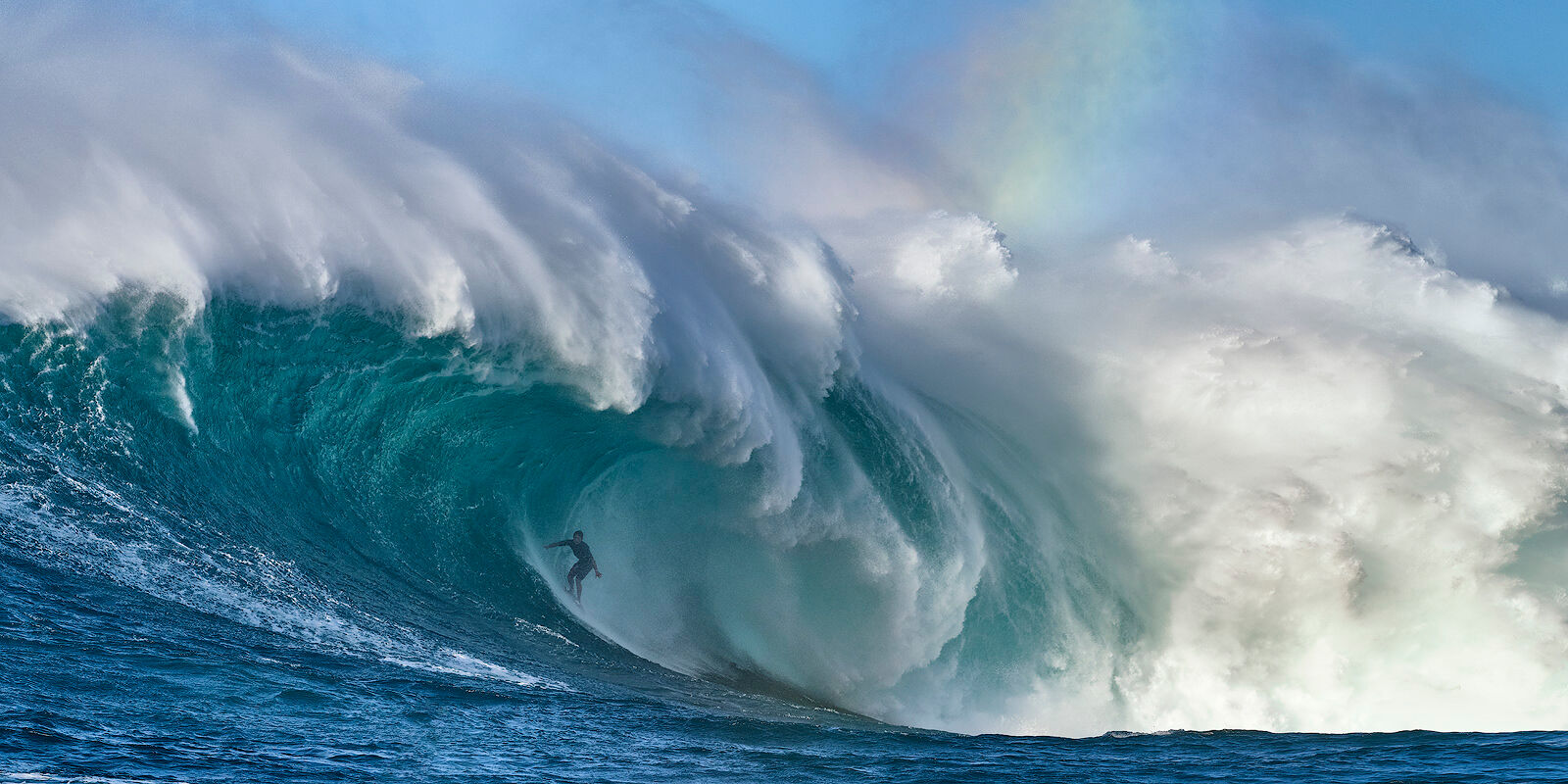 jaws, peahi, surfing, kai lenny, rainbow, big wave, photo
